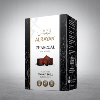 ALRAYAN Charcoal for Hookah