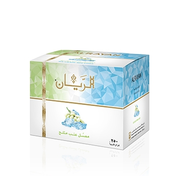 ALRAYAN Ice Grape Hookah Tobacco