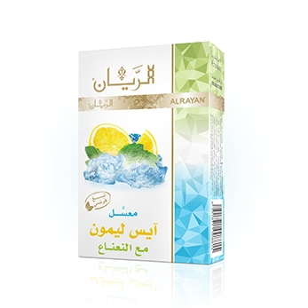 ALRAYAN Ice Lemon with Mint