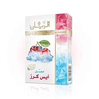 ALRAYAN Ice Cherry Hookah Tobacco