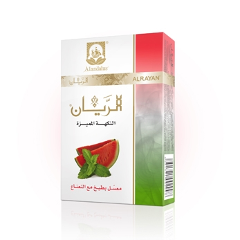 Watermelon Mint Hookah Tobacco