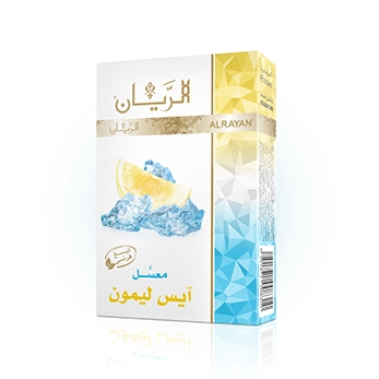 ALRAYAN Ice Lemon Hookah Tobacco