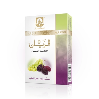 ALRAYAN Berry Grape Hookah Tobacco
