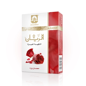 ALRAYAN Rose Hookah Tobacco
