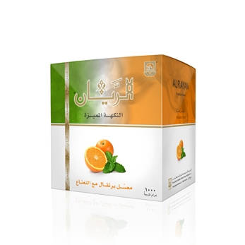 ALRAYAN Orange Mint Hookah Tobacco