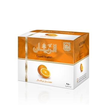 ALRAYAN Orange Hookah Tobacco