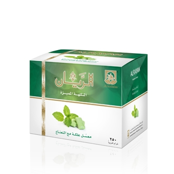 ALRAYAN Gum with Mint Hookah Tobacco