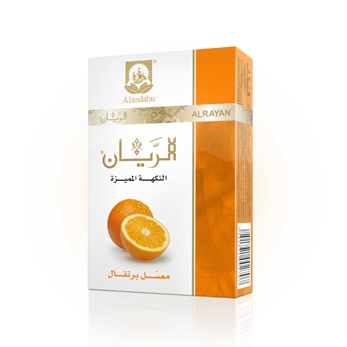 ALRAYAN Orange Hookah Tobacco