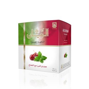 ALRAYAN Cherry Mint Hookah Tobacco