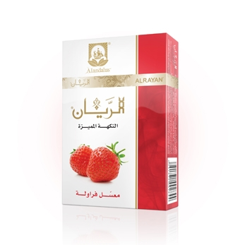 ALRAYAN Strawberry Hookah Tobacco