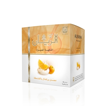 ALRAYAN Creamy Orange Hookah Tobacco
