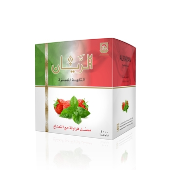 Strawberry Mint Hookah Tobacco