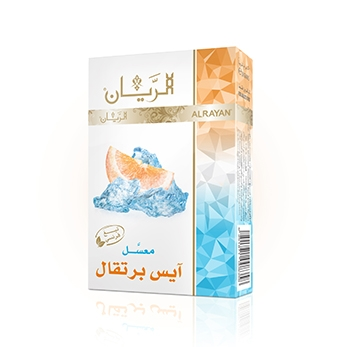 ALRAYAN Ice Orange Hookah Tobacco