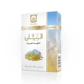 ALRAYAN Mastic Gum Hookah Tobacco