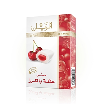 ALRAYAN Cherry Gum Hookah Tobacco
