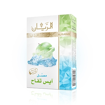 ALRAYAN Ice Apple Hookah Tobacco
